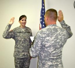 Texas National Guard Enlists First Female Chaplain